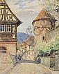 AUGUST CROISSANT Edenkoben 1870 - 1941 Landau, August Croissant, Click for value