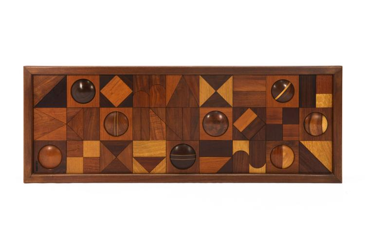 Dave Criner 'Wood Graphis' Wall Art