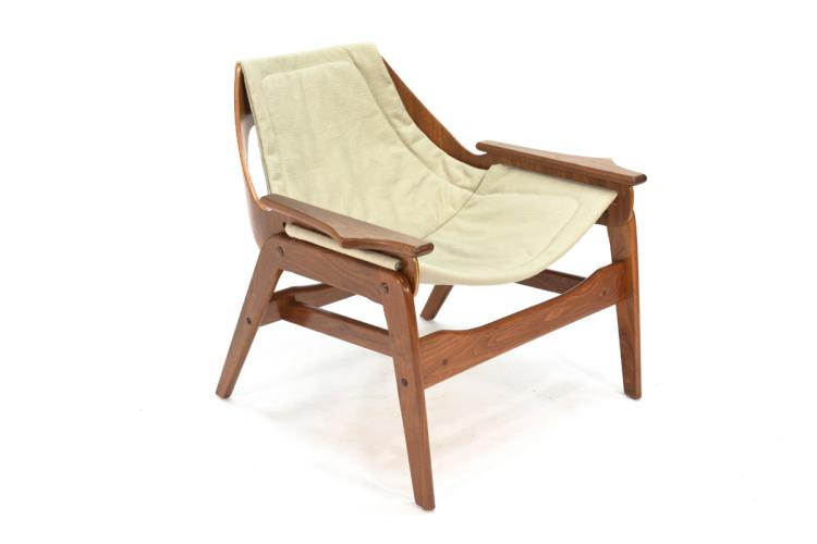 Jerry Johnson Sling Lounge Chair