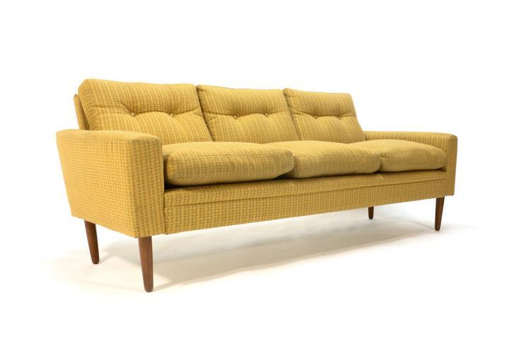 1960's Scandinavian Sofa