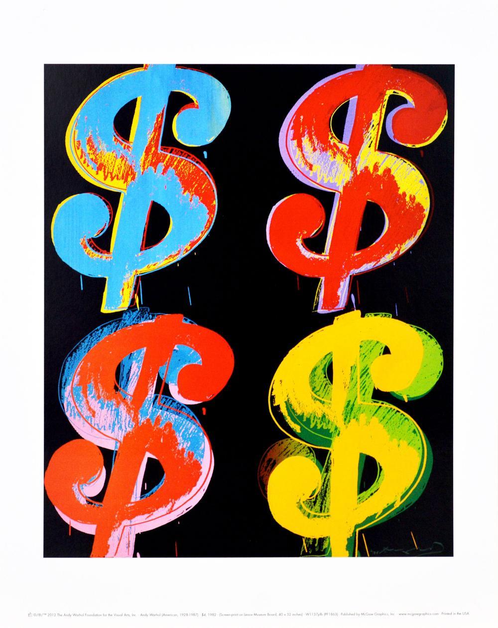 Warhol, Andy - OffsetLithograph.
