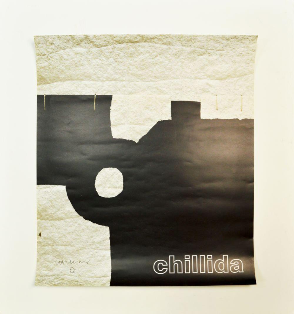 Chillida, Eduardo - Lithograph.