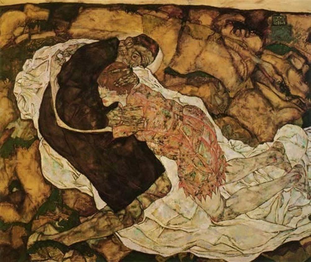 Schiele, Egon . Archival Pigment Graphics