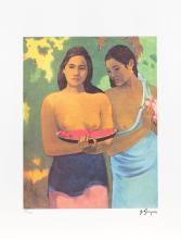 Gauguin, Paul - Litograph