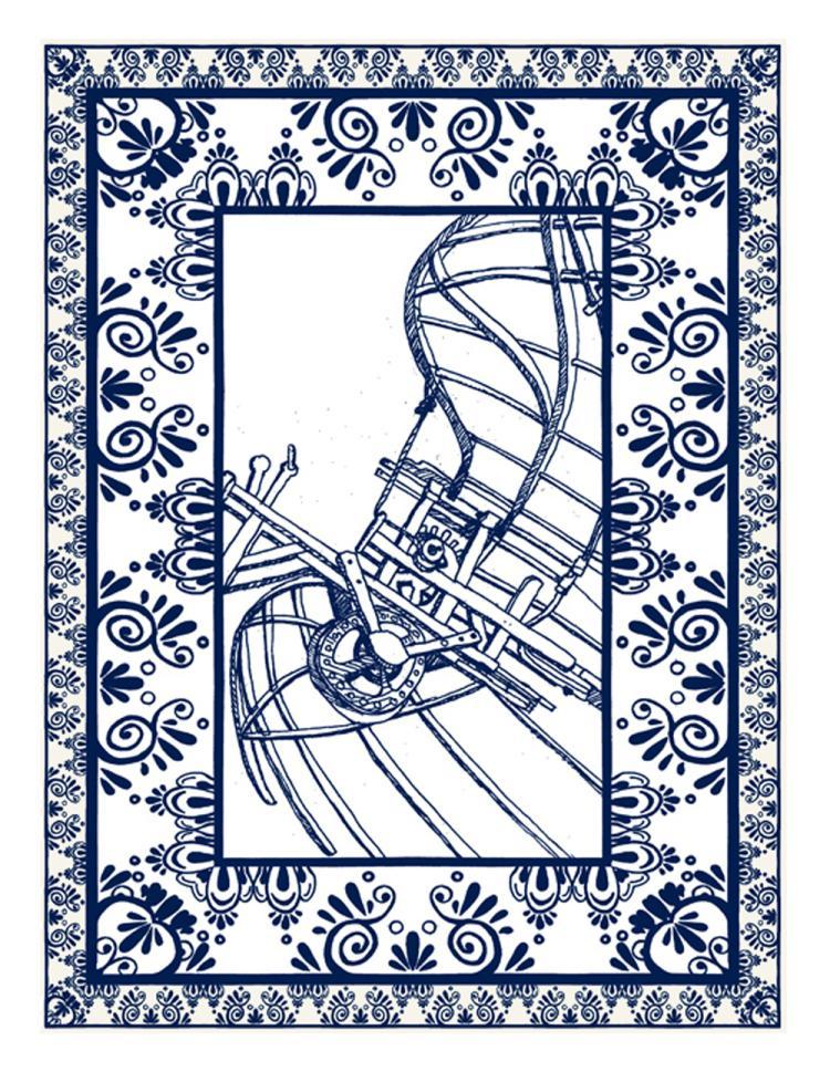 LA Hoffman: Delft III