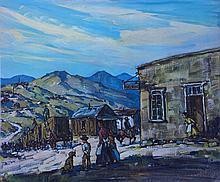 Russ House 1880's