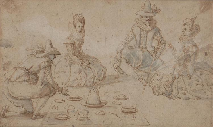 Attributed to Adam van Breen (1590-1645)