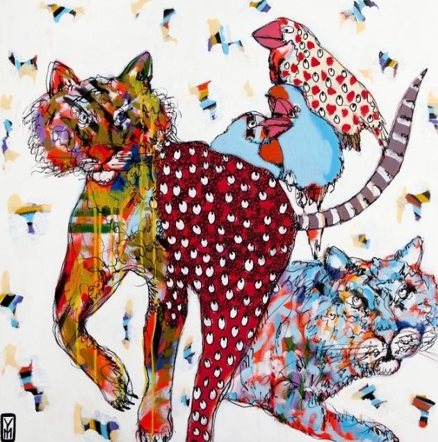Yosi Messiah Artwork for Sale at Online Auction | Yosi