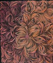 MARGARET SCOBIE,  'Bush Leaf'