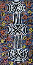 DEBORAH NAPALJARRI,  'Native Currant Dreaming'