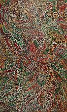 JEANNIE PETYARRE,  'Medicine Leaves'