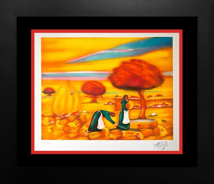 Carillo Limited Edition Original fine art Lithograph