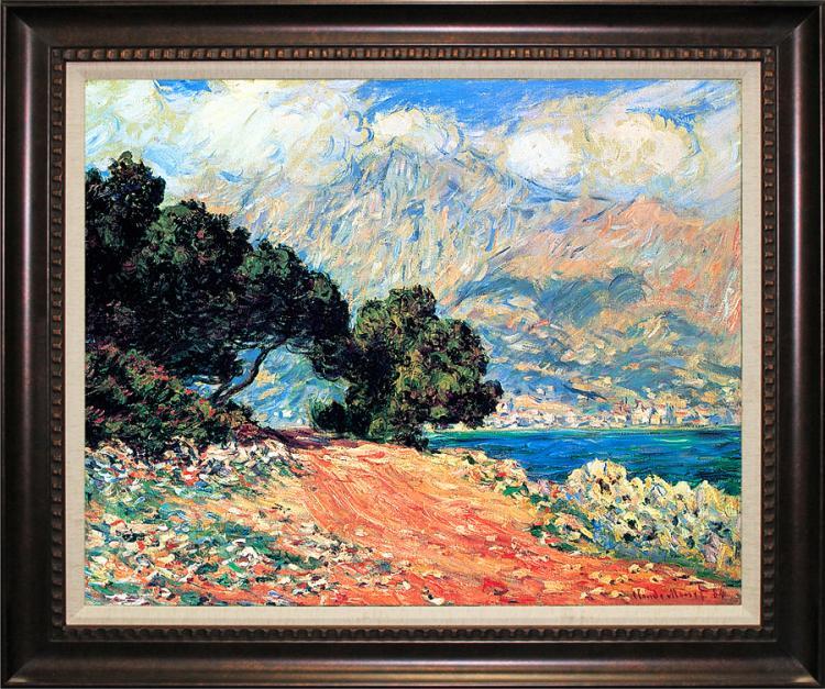 Claude Monet -Limited Edition Cap Martin