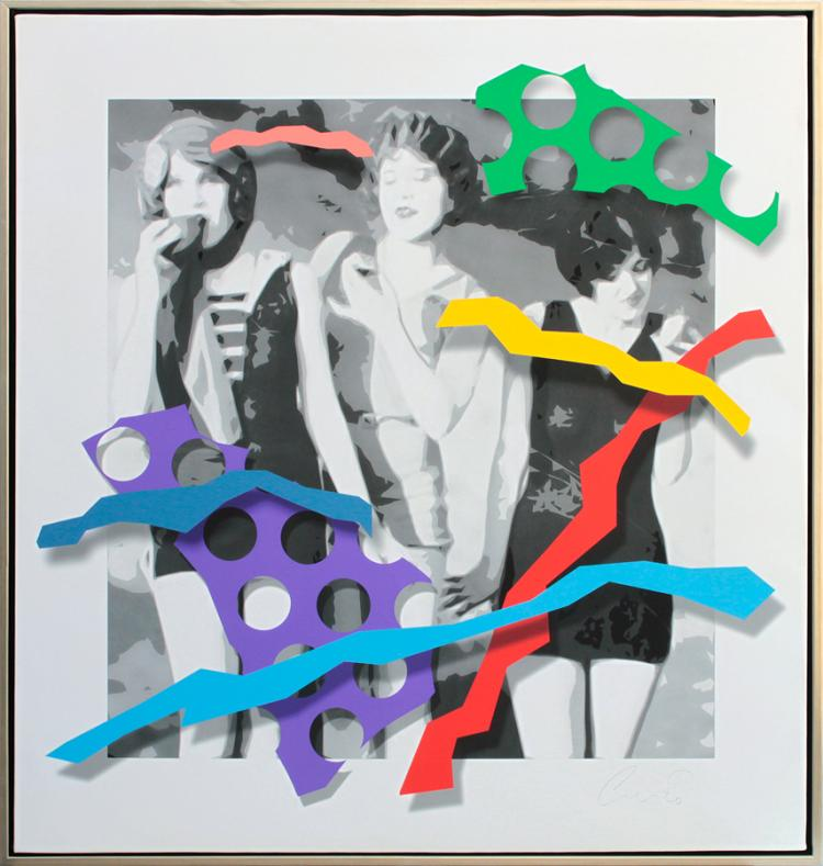 Ciaro Original fine art Lithograph Limited Edition.