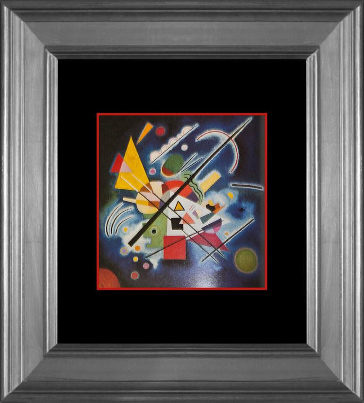 Wassily Kandinsky  Lithograph circa 1970