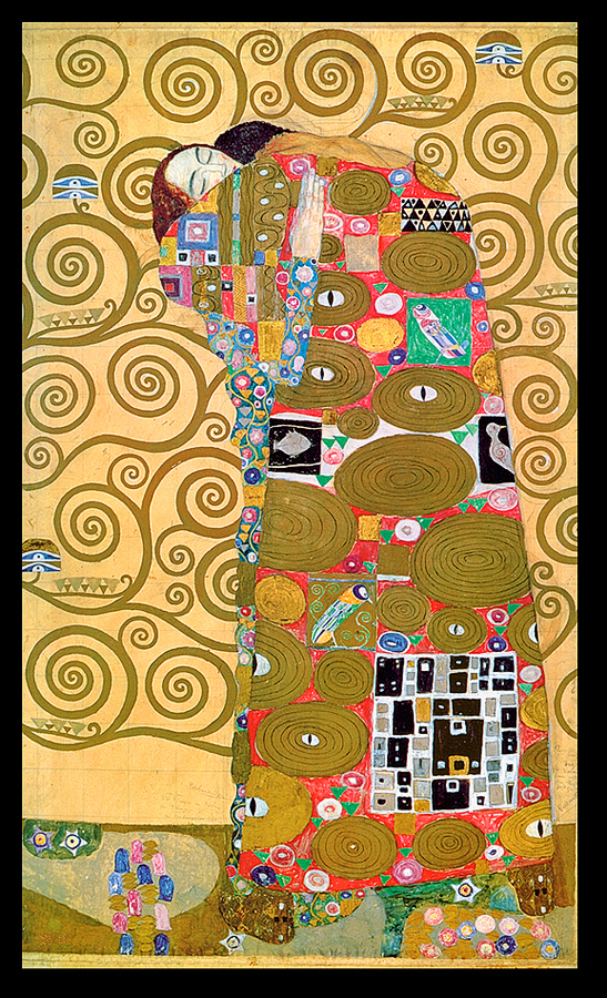 After Gustav Klimt Limited Edition Giclee Elizabeth