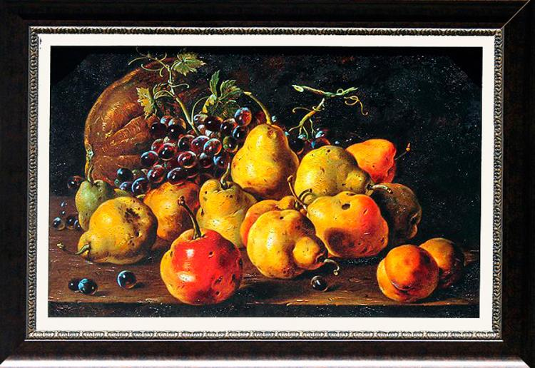 Luis Melendez-Stillife with Pears Limited Edition