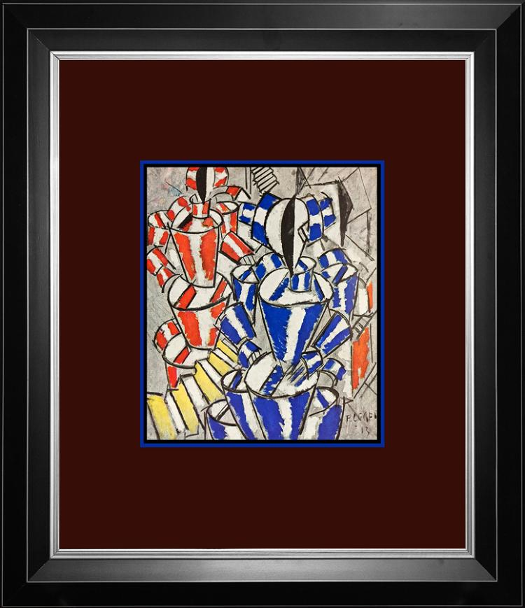 Fernand Leger The Stairway Lithograph Over 50 years ago