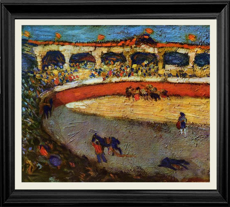 After Pablo Picasso-Limited Edition Bullfight