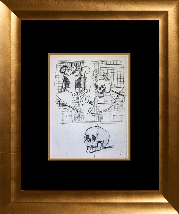 Pablo Picasso Lithograph 1970