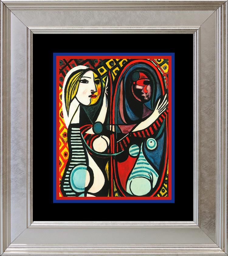 Girl Before the Mirror Pablo Picasso Collection Domaine Limited Ediition