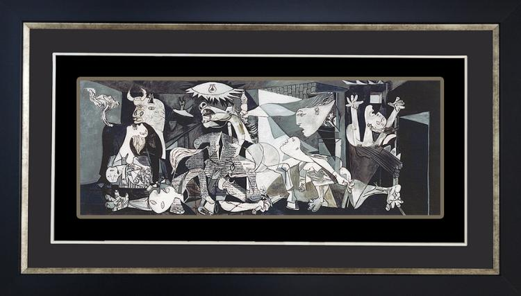 Guernica Pablo Picasso Collection Domaine Limited Ediition