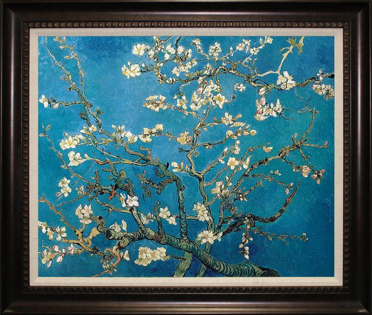 After Van Gogh Almond Branches Limited Edition