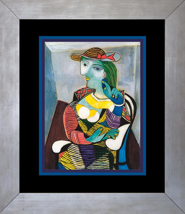 Marie Therese Walter Pablo Picasso Collection Domaine Limited Ediition