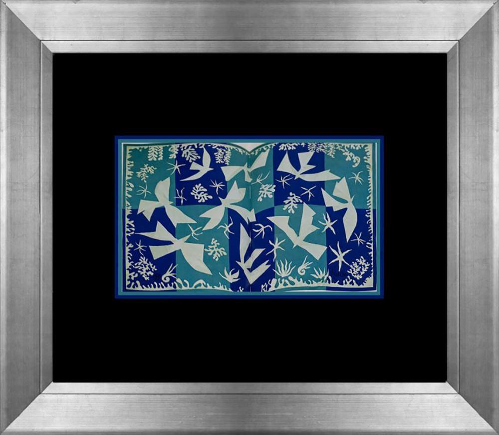Henri Matisse Lithograph 45 years ago lithograph