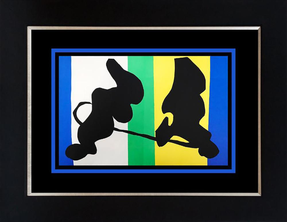 Henri Matisse Lithograph from 1968