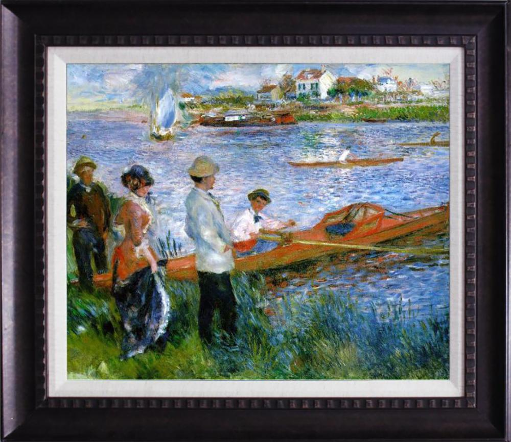 After Pierre Renoir- Limited Edition-Oarsmen Boating