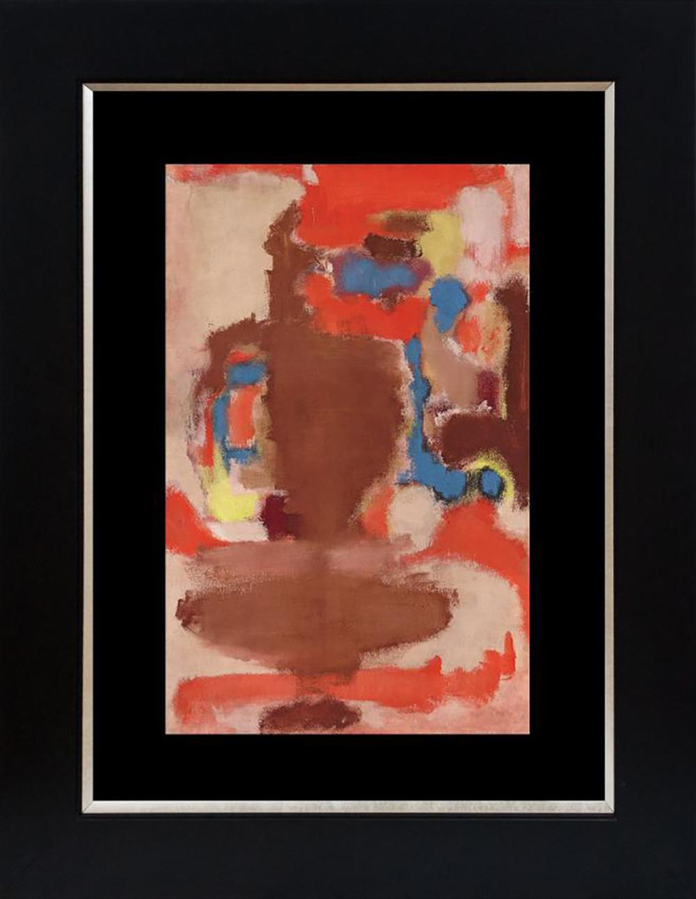 Mark Rothko Color Plate Lithograph