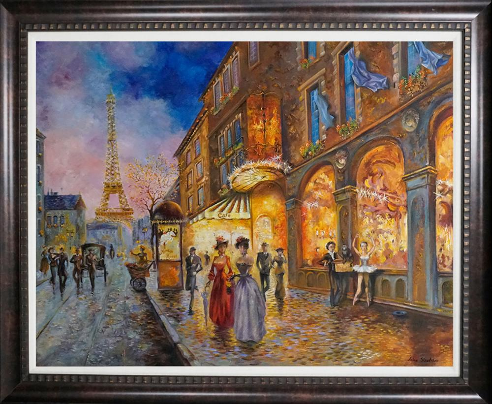 Arina original oil on canvas