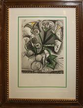 Pablo Picasso-Marina Picasso Edition Flowers