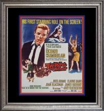 Original lithograph Movie Poster Twilight of Honor richard Chamberlain