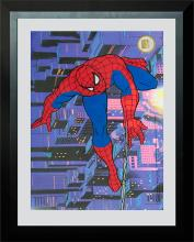 Spiderman Official Sericel Marvel Comics