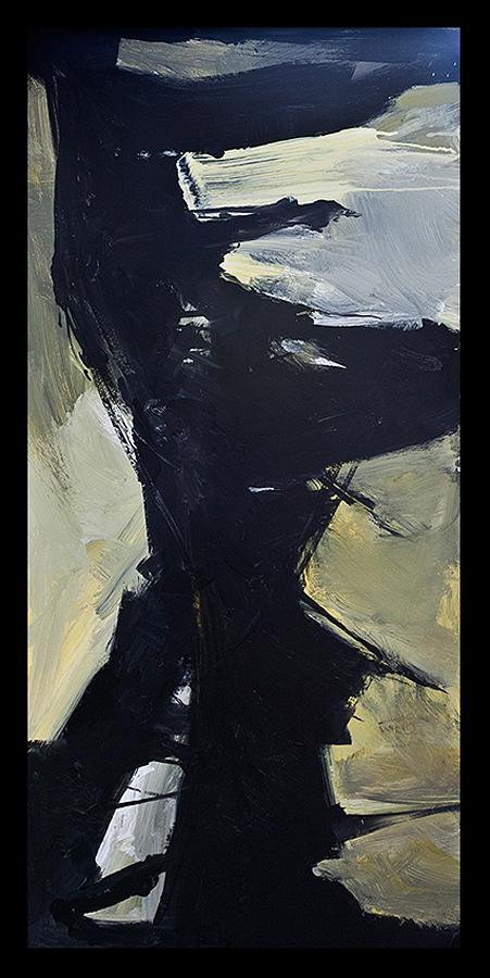 Michael Schofield Original on Board Abstract