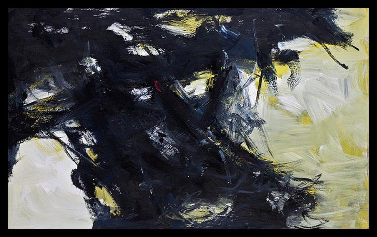 Michael Schofield original Abstract
