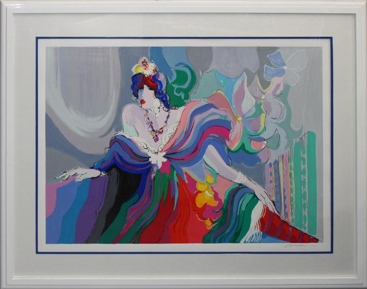 Maimon Limited Edition Serigraph