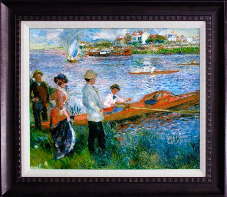 After Pierre Renoir- Limited Edition-Oarsmen Boating