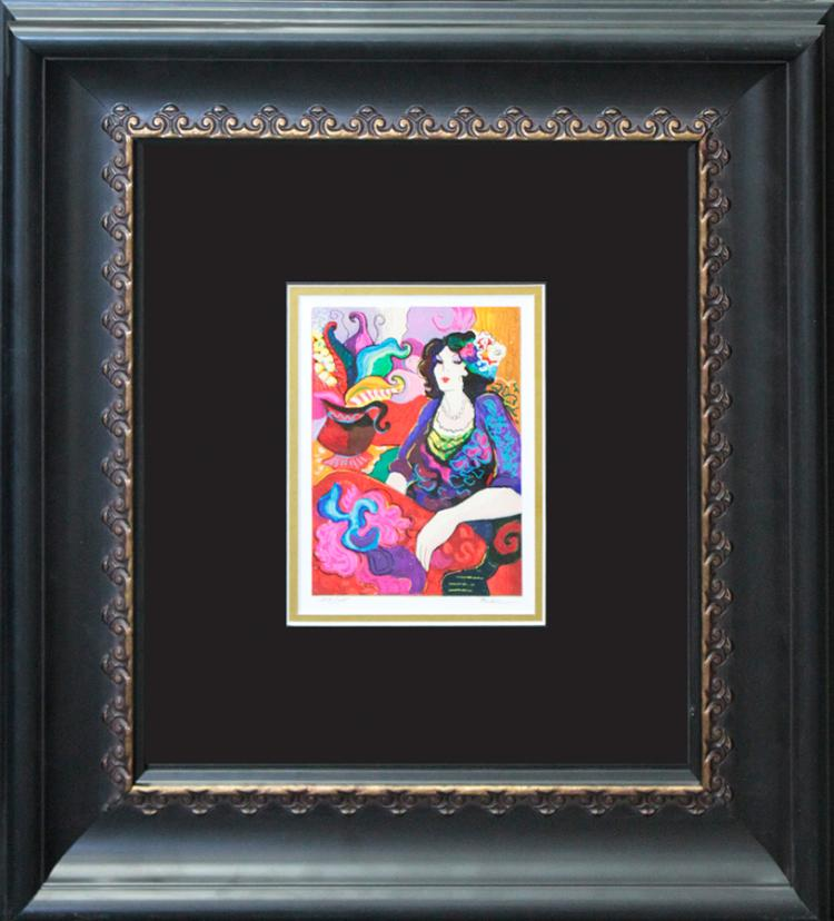 Limited Edition Serigraph by Patricia