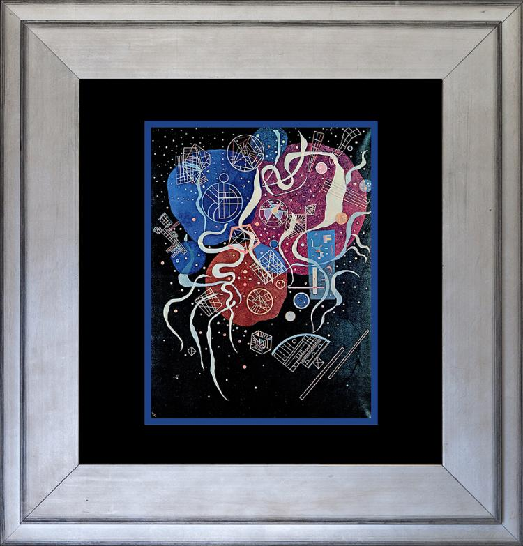 Kandinsky lithograph from over 50 years ago