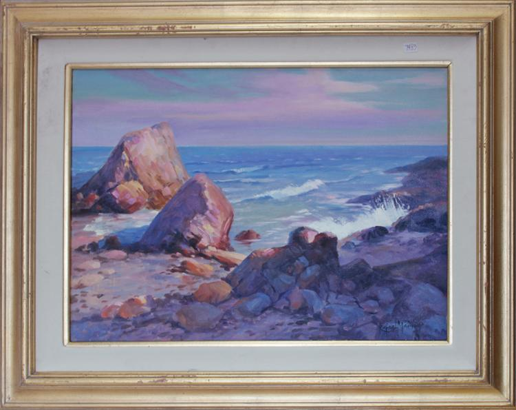 Rafael Original Oil on canvas Plein Air