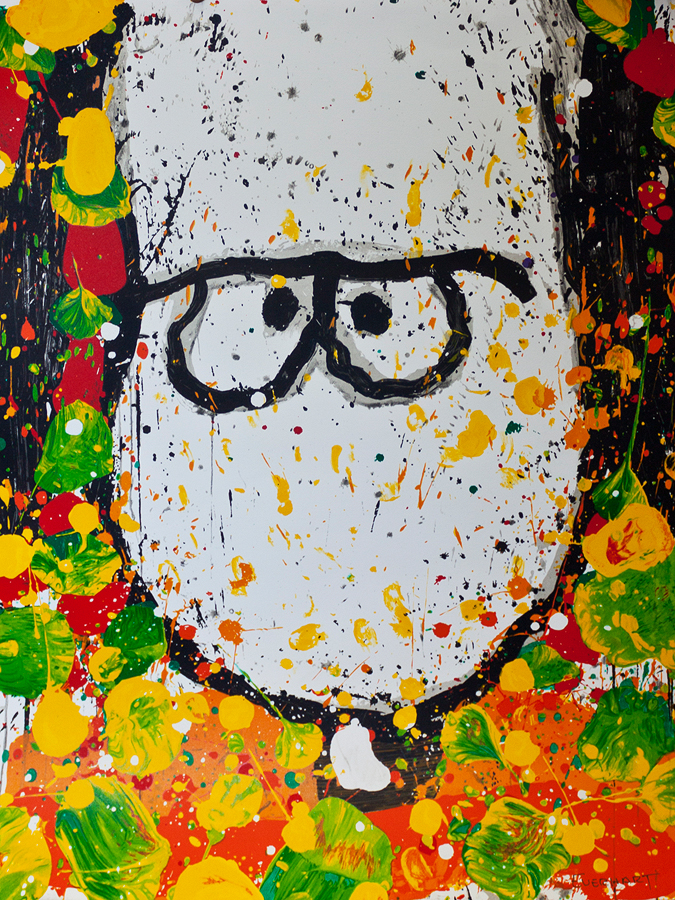 Tom Everhart Original Lithograph Limited Edition