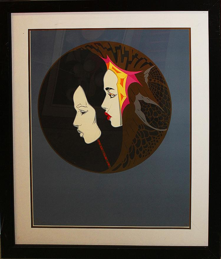 Limited Edition Serigraph Erte Hand signed
