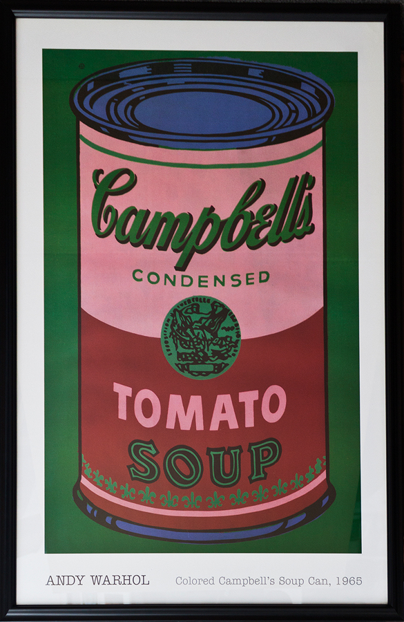 Andy Warhol Lithograph