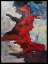 Michael Schofield Original Abstract on board