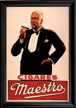 Cigars French Poster