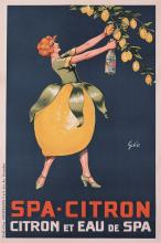 French Poster-Citron