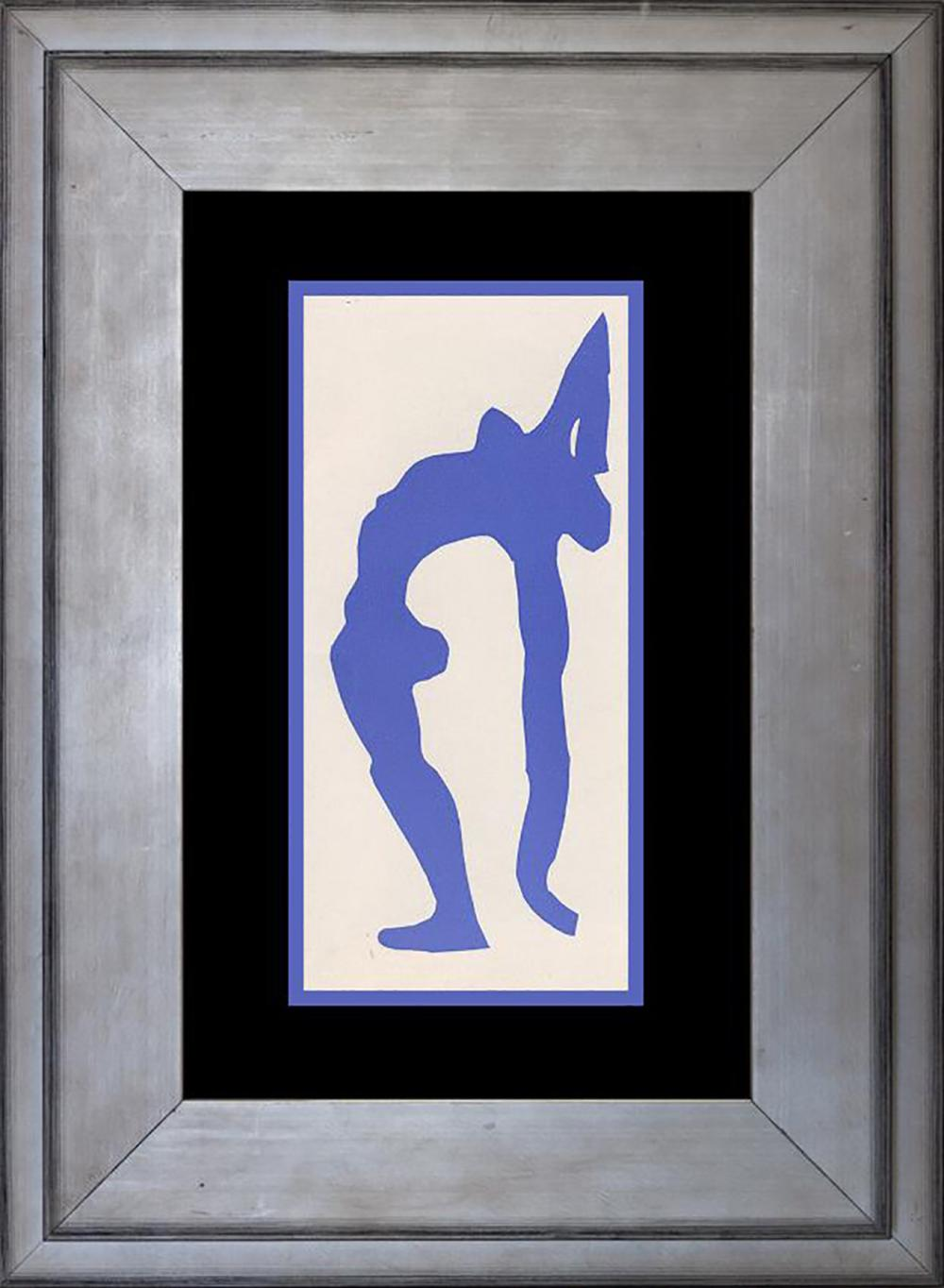 Lot 2692: Henri Matisse Lithograph from 1968